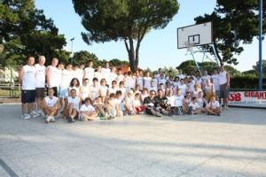 NBC Camps Italia 2009 Casal Palocco