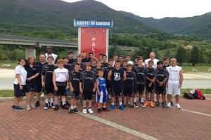 NBC Camps Italia 2013