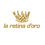 logo Retina d'oro