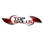 logo top skills